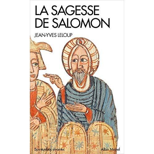 LA SAGESSE SALOMON