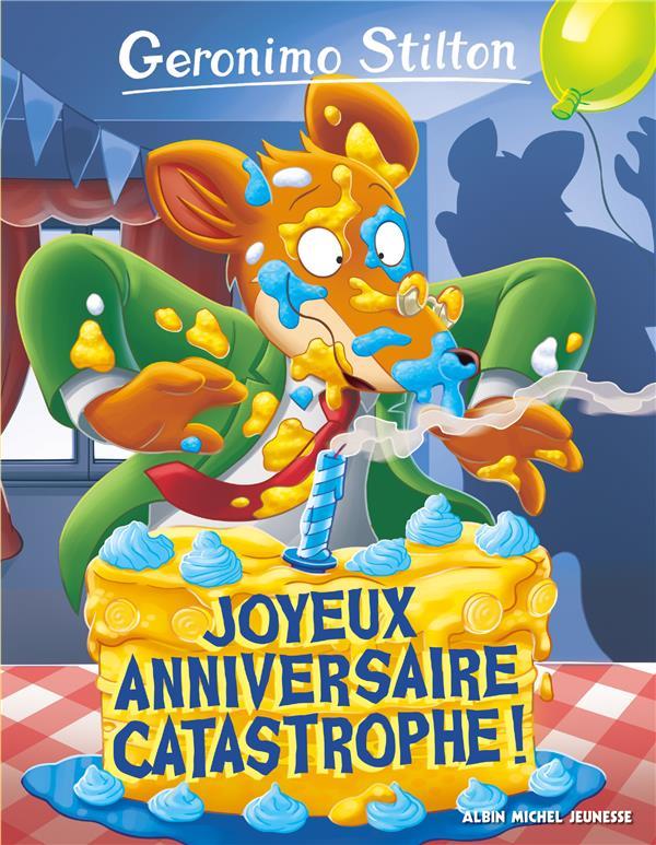 JOYEUX ANNIVERSAIRE CATASTROPHE N  85