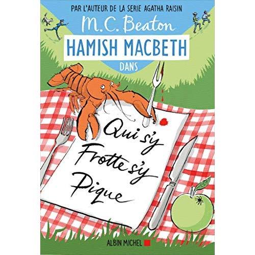 HAMISH MACBETH 3 - QUI S'Y FROTTE S'Y PIQUE