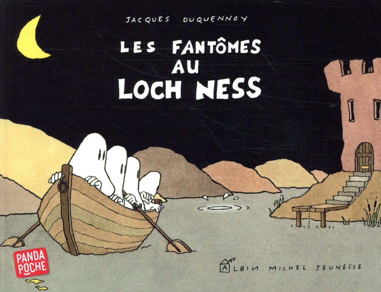 LES FANTOMES AU LOCH-NESS