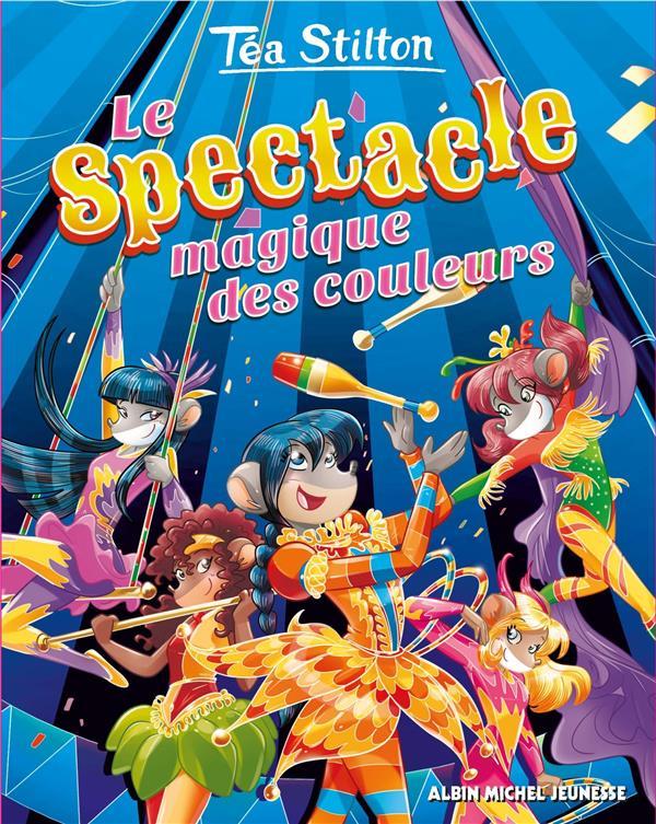 LE SPECTACLE MAGIQUE DES COULEURS N 33