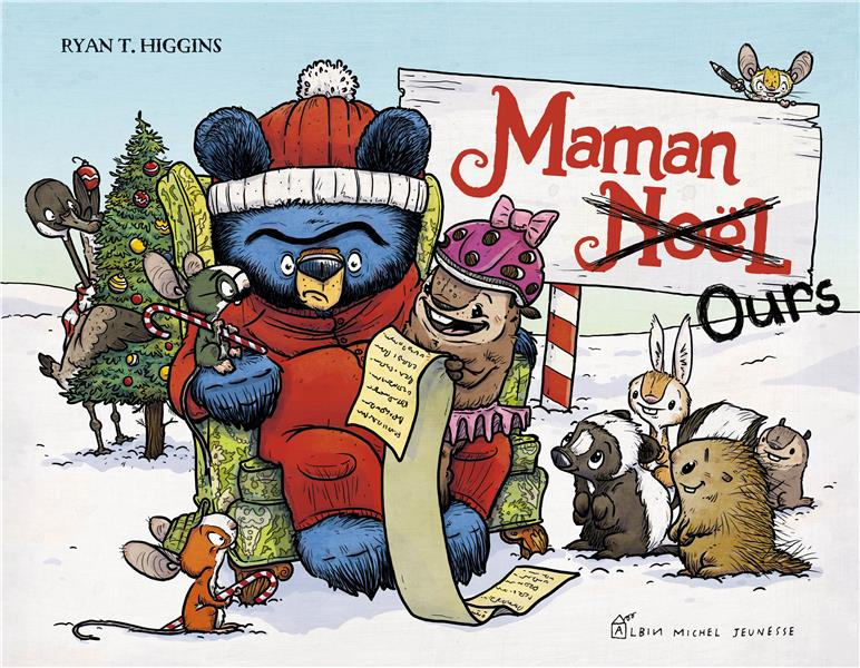 MAMAN OURS NOEL - TOME 4