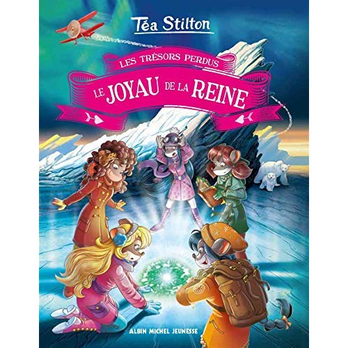 LE JOYAU DE LA REINE TOME 2 - LES TRESORS PERDUS - TOME 2