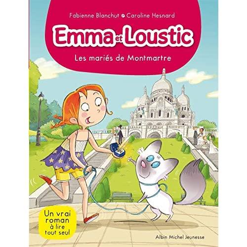 EMMA ET LOUSTIC T18 - LES MARIES DE MONMARTRE - EMMA ET LOUSTIC - TOME 18