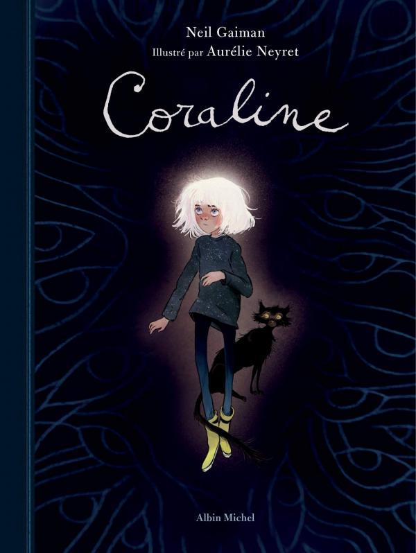 CORALINE (ED 2020 ILLUSTRE) - EDITION LUXE ILLUSTREE