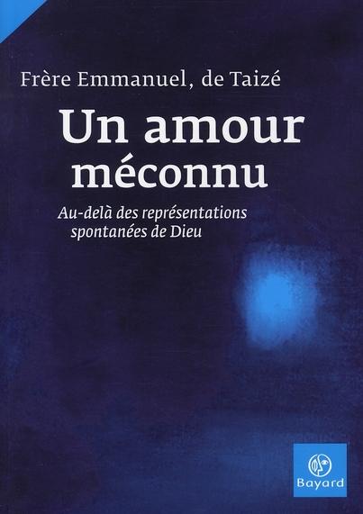UN AMOUR MECONNU