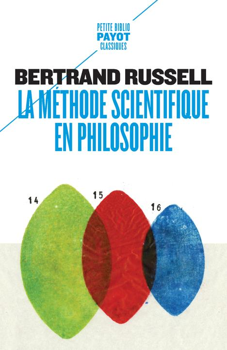 LA METHODE SCIENTIFIQUE EN PHILOSOPHIE