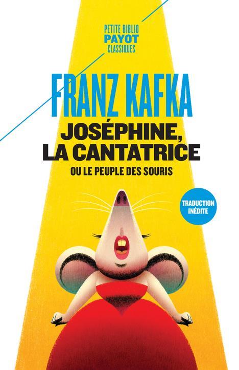 JOSEPHINE, LA CANTATRICE - OU LE PEUPLE DES SOURIS