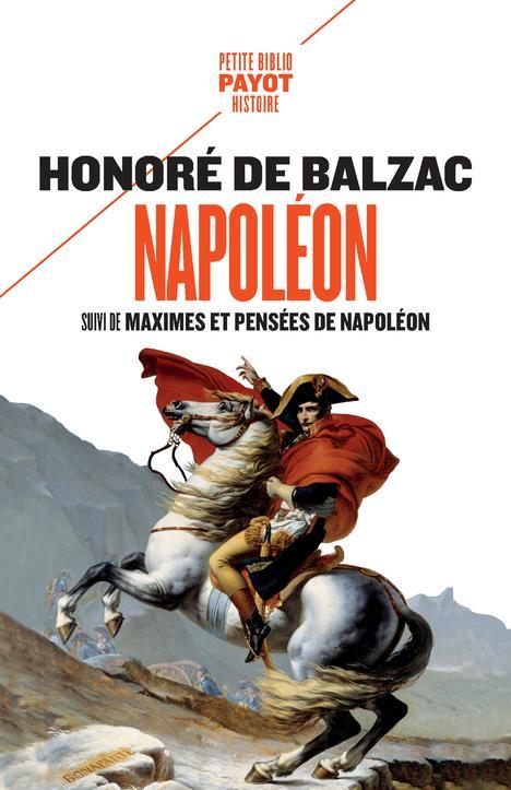 """NAPOLEON - 1ERE ED - SUIVI DE """"MAXIMES ET PENSEES"""" DE NAPOLEON"""