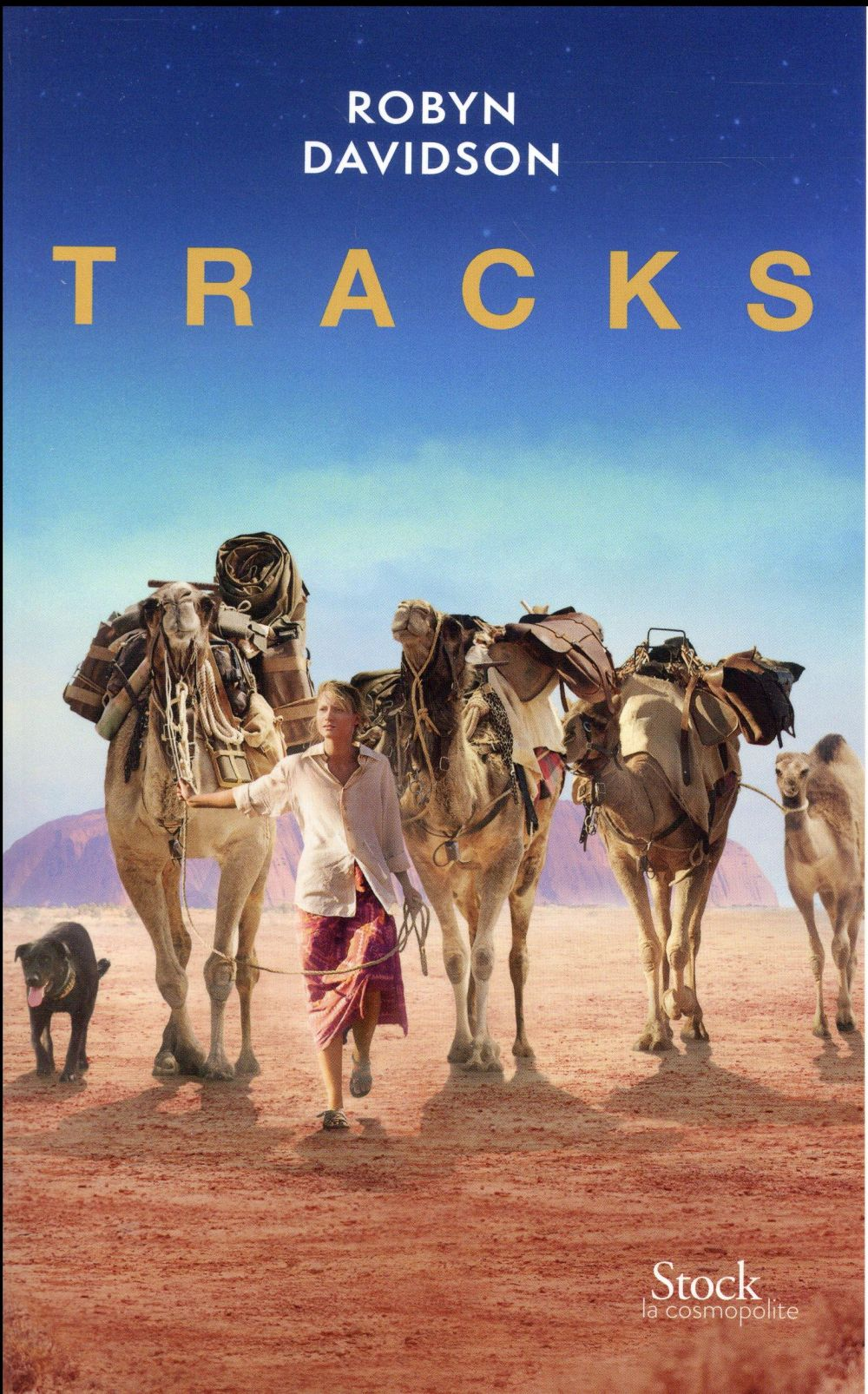 TRACKS - TRADUIT DE L'ANGLAIS (AUSTRALIE) PAR BERNARDINE CHEVIRON-POYLO