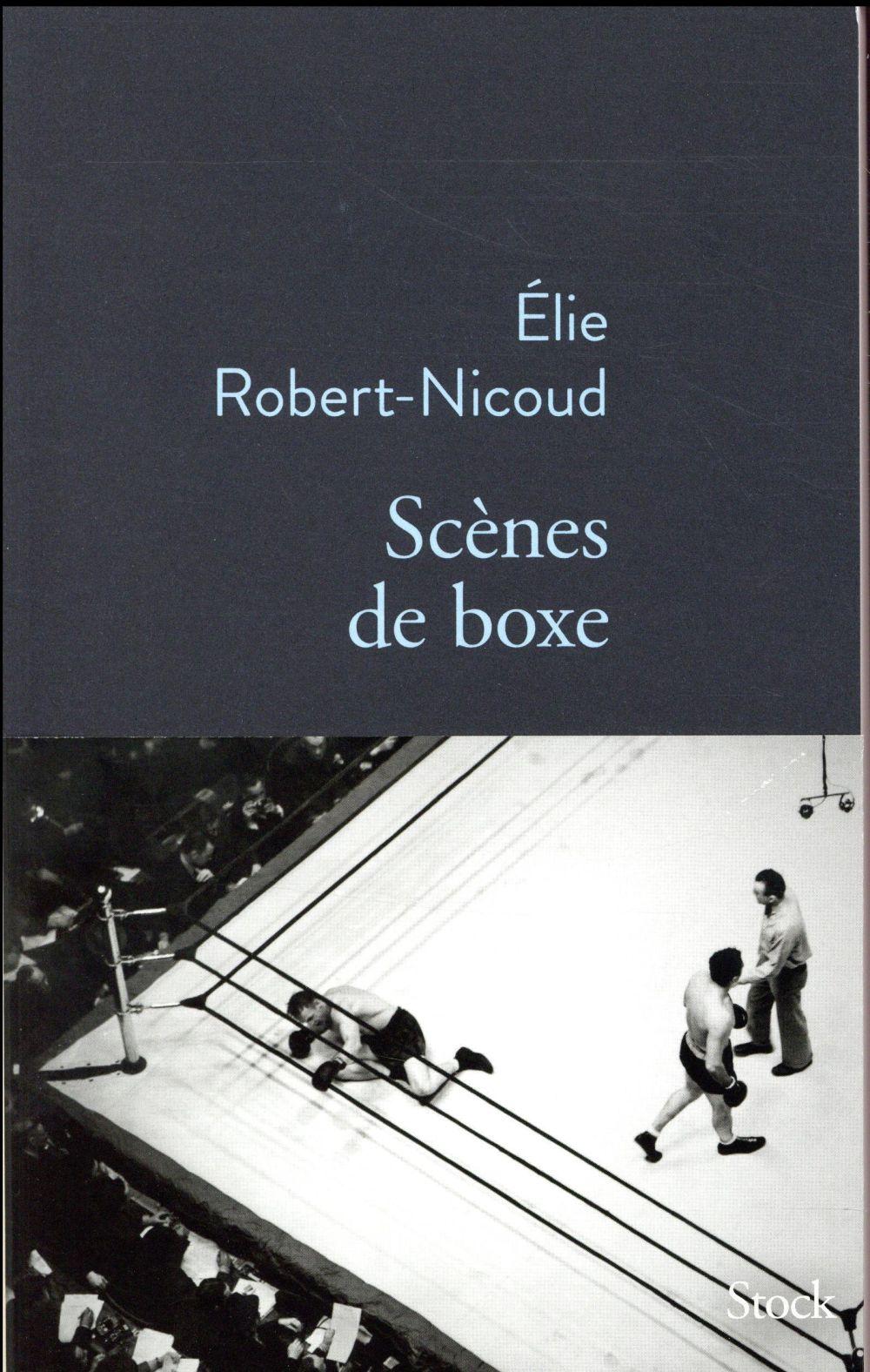 SCENES DE BOXE
