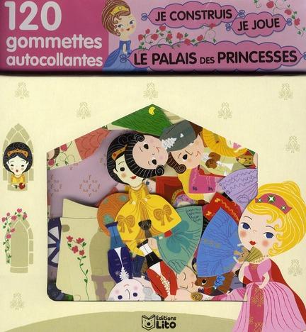 GOMMETTES LE PALAIS PRINCESSES