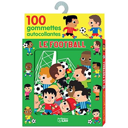 GOMMETTES LE FOOTBALL