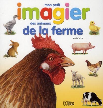 LIVRE IMAGIER ANIMAUX FERME