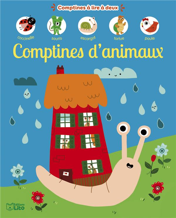 COMPTINES A LIRE ANIMAUX