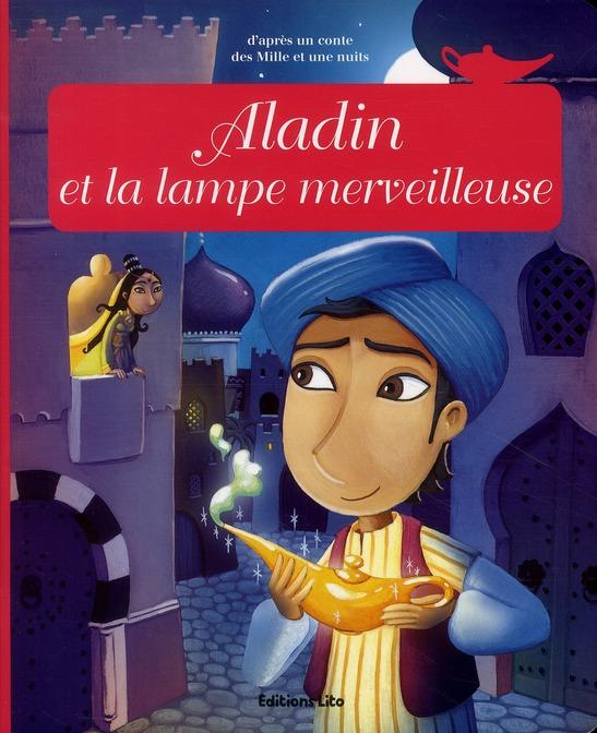 MINICONTE ALADIN LAMPE MERV.
