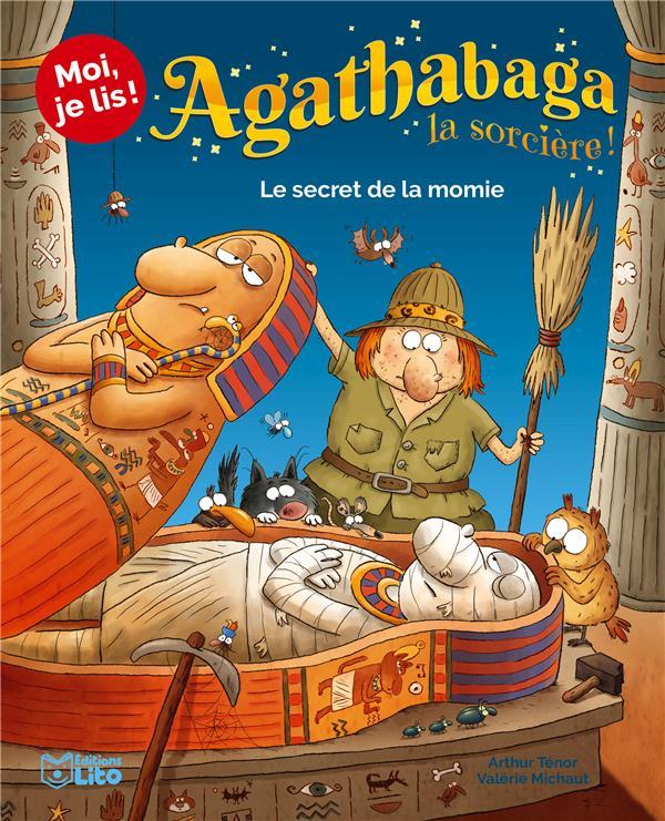AGATHABAGA SECRET DE LA MOMIE