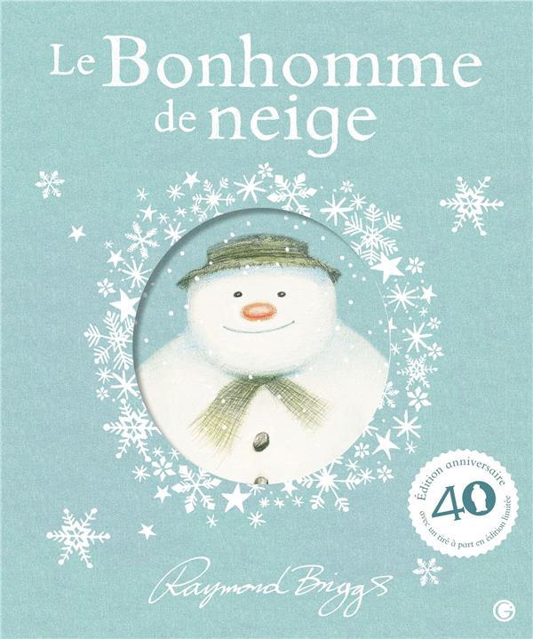LE BONHOMME DE NEIGE - EDITION SPECIALE 40E ANNIVERSAIRE