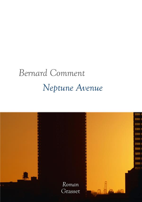 NEPTUNE AVENUE - COLLECTION BLANCHE DIRIGEE PAR MARTINE SAADA