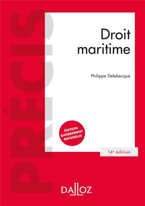 DROIT MARITIME - 14E ED.