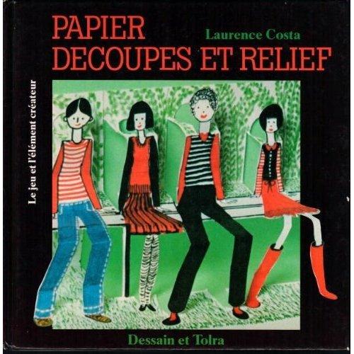 PAPIER DECOUPE RELIEFS