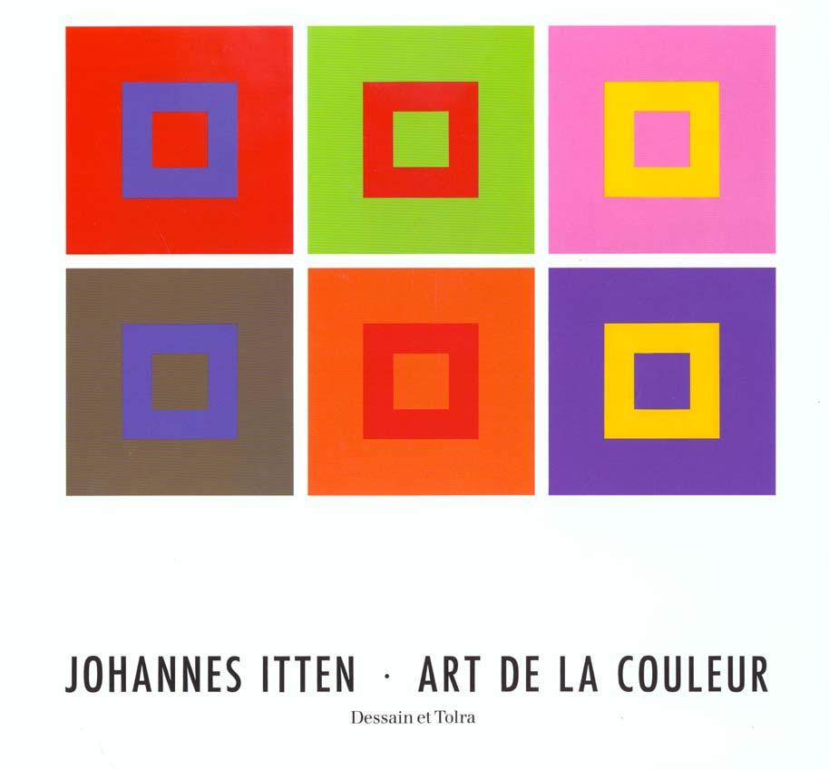 ART DE LA COULEUR ED COMPLETE