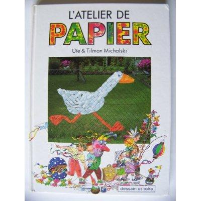 ATELIER DE PAPIER