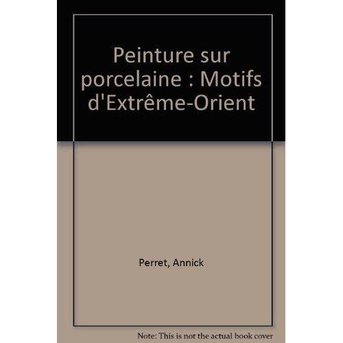 PEINT PORCEL MOTIF EXTR ORIENT