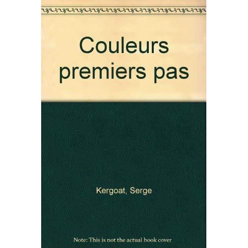 COULEURS PREMIERS PAS