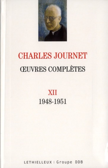 OEUVRES COMPLETES VOLUME XII - 1948-1951