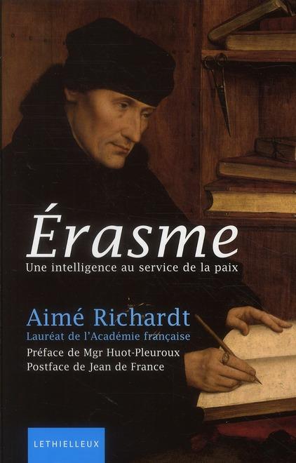 ERASME - UNE INTELLIGENCE AU SERVICE DE LA PAIX
