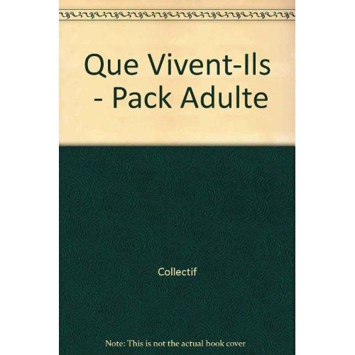 QUE VIVENT-ILS ?  JUIFS - CHRETIENS - MUSULMANS - PACK LIVRE ADULTE ET LIVRE JEUNE