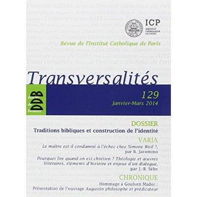 TRANSVERSALITE N 129