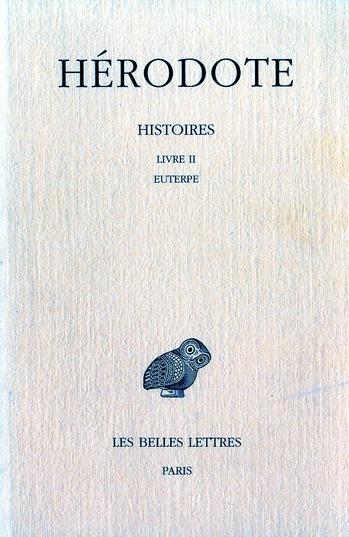 HISTOIRES. TOME II, LIVRE II : EUTERPE