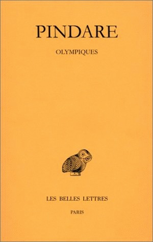 TOME I : OLYMPIQUES