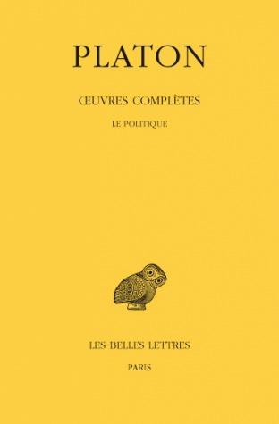 OEUVRES COMPLETES. TOME IX, 1RE PARTIE: LE POLITIQUE