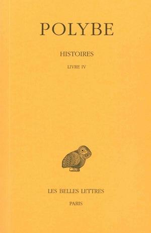 HISTOIRES. TOME IV : LIVRE IV