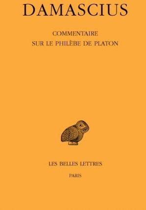 COMMENTAIRE SUR LE PHILEBE DE PLATON