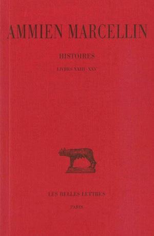 HISTOIRES. TOME IV : LIVRES XXIII-XXV. COMMENTAIRE