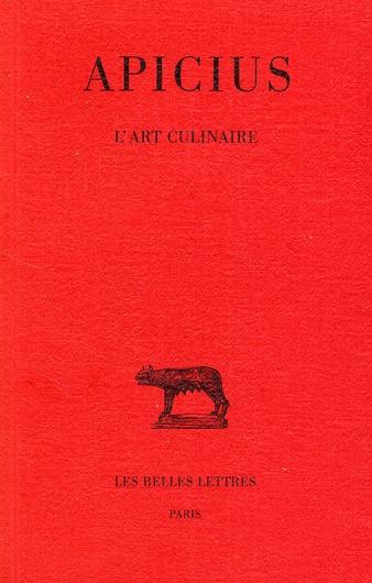 L' ART CULINAIRE