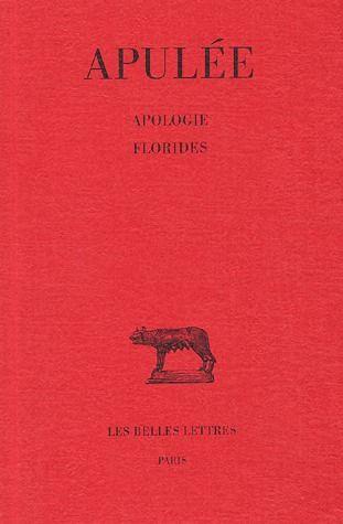 APOLOGIE. FLORIDES