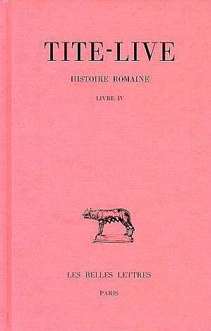 HISTOIRE ROMAINE T4 L4