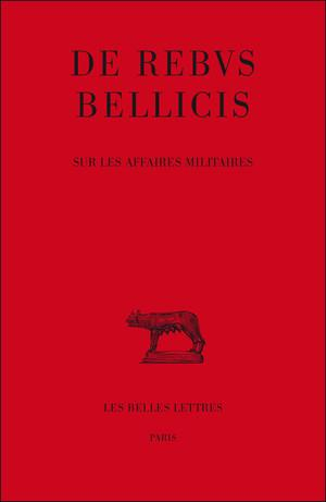 DE REBUS BELLICIS