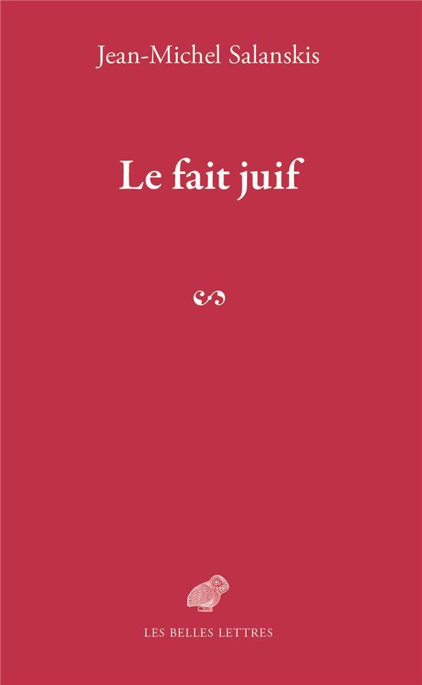 FAIT JUIF (LE)