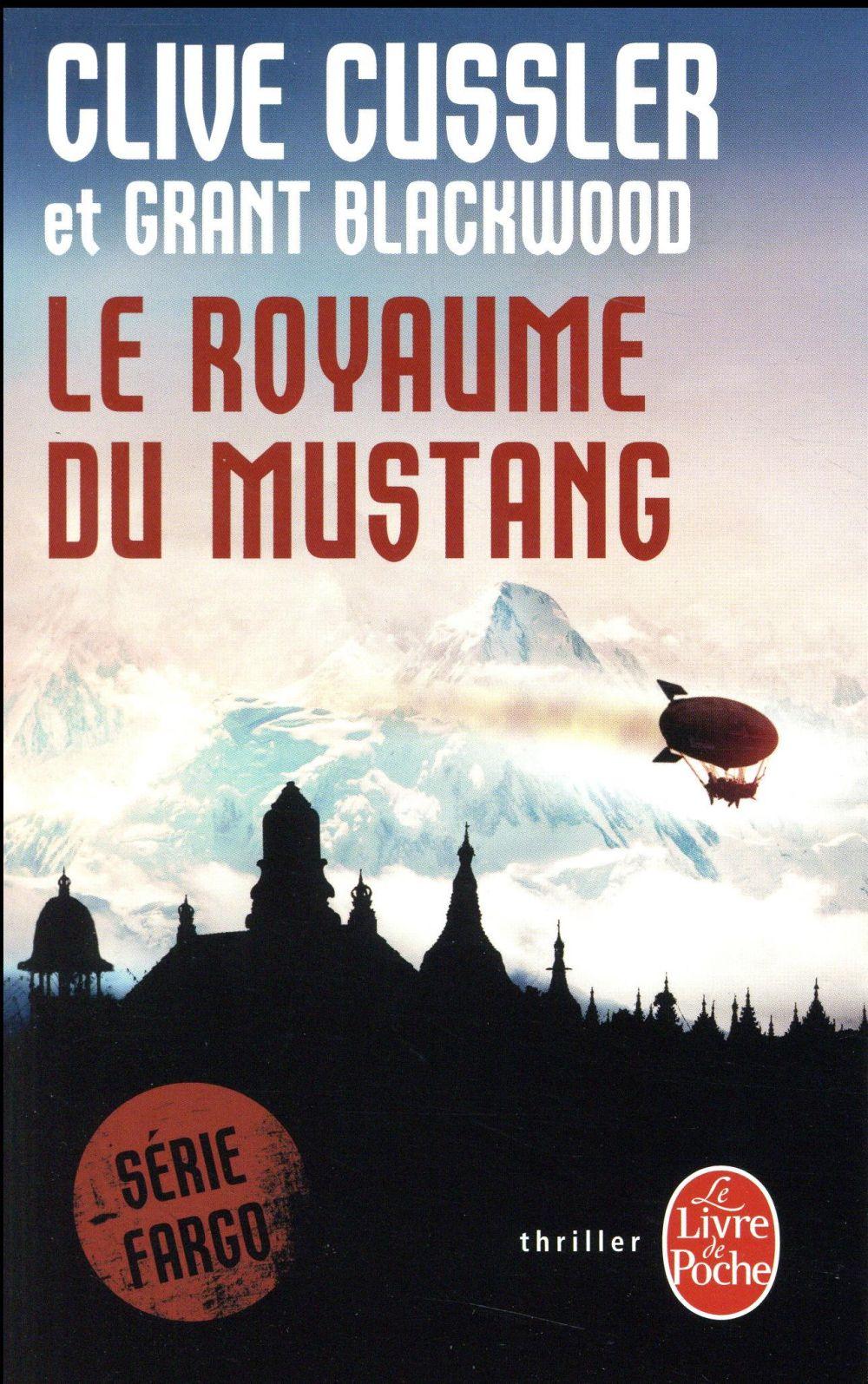 LE ROYAUME DU MUSTANG