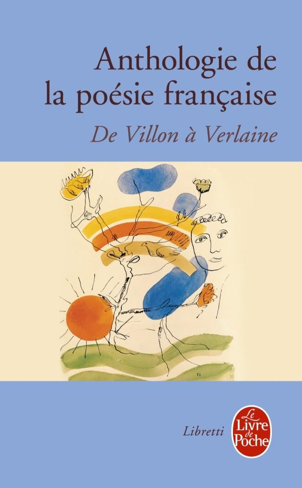 ANTHOLOGIE POESIE FRANCAISE