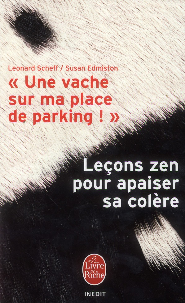 UNE VACHE SUR MA PLACE DE PARKING