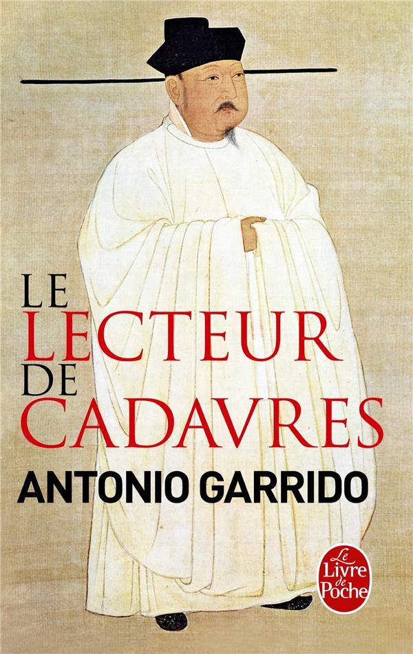 LE LECTEUR DE CADAVRES
