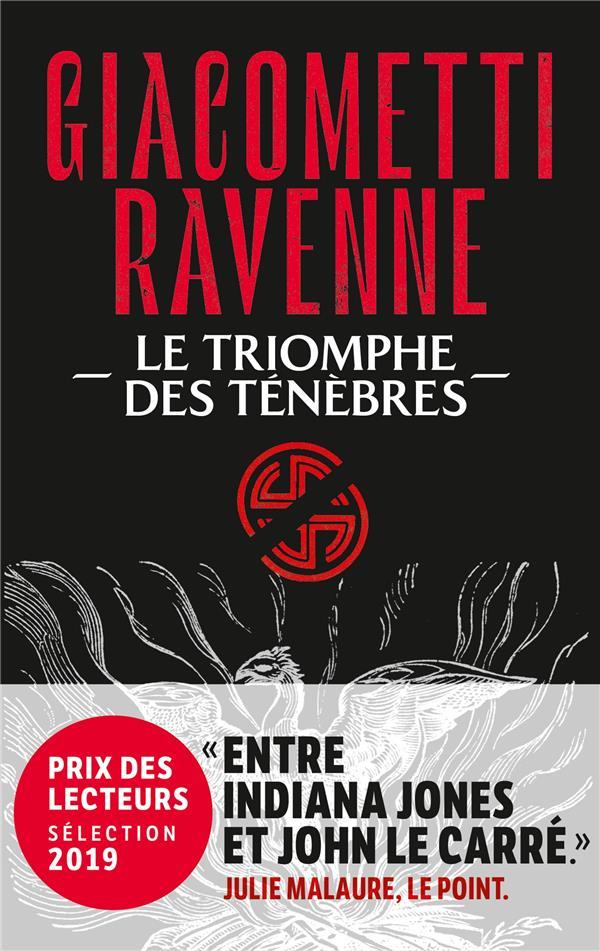 LE TRIOMPHE DES TENEBRES (LA SAGA SOLEIL NOIR, TOME 1)