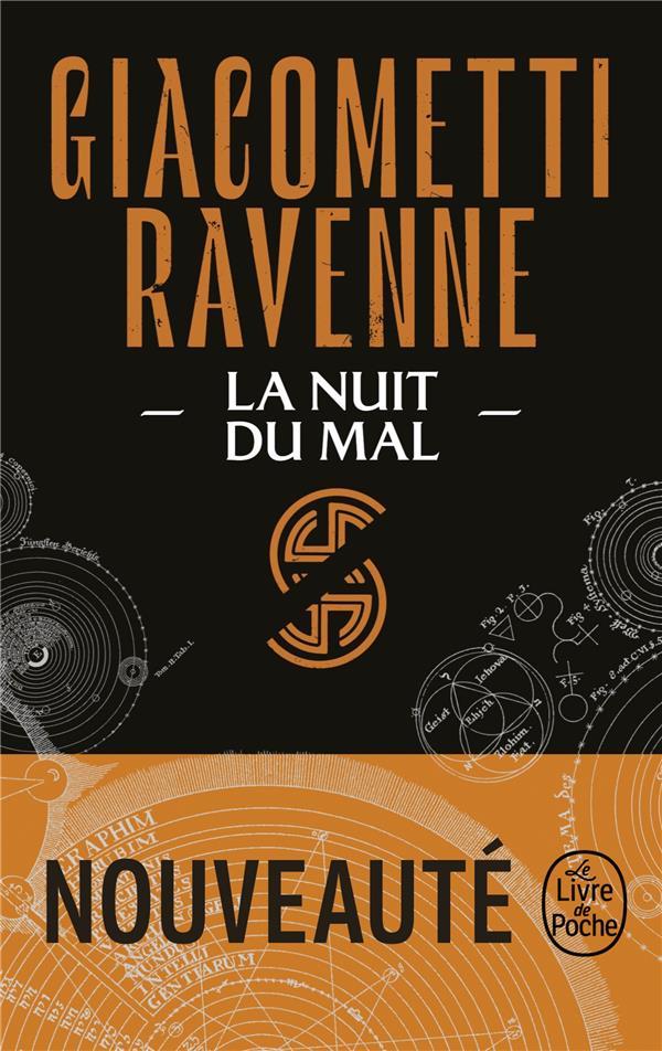 LA NUIT DU MAL (LA SAGA SOLEIL NOIR, TOME 2)